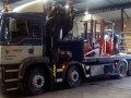 heftruck transport