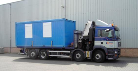 Truck / Container / Autolaadkraan